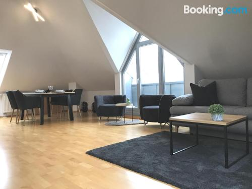 Apartment in Albstadt with heat