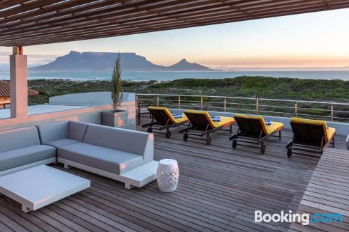 Apartment in Cape Town with wifi