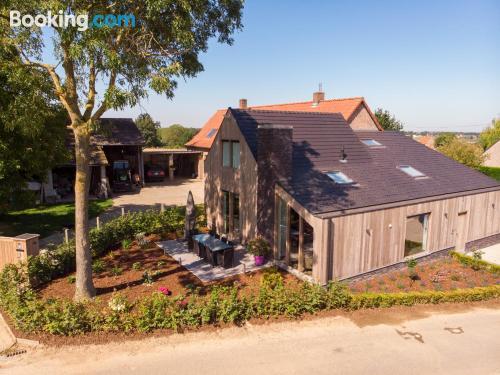 Home for 2 people in Oudenaarde with terrace!.