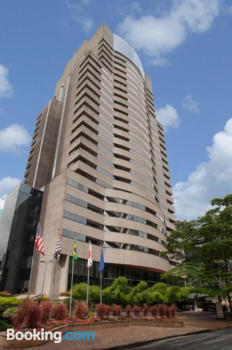 Apartamento en Sao Paulo con vistas