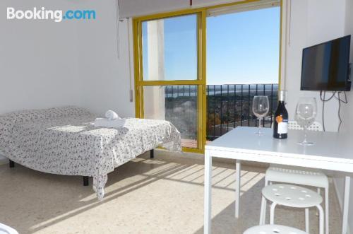 Apartment in El Puerto De Santa Maria with internet and terrace