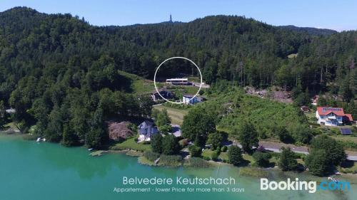 Apartamento en Keutschach am See con terraza