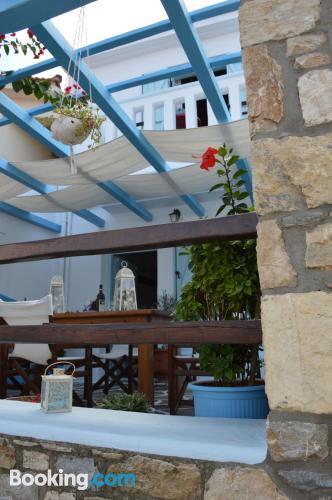 Apartamento en Centro historico de Alonnisos con vistas y internet