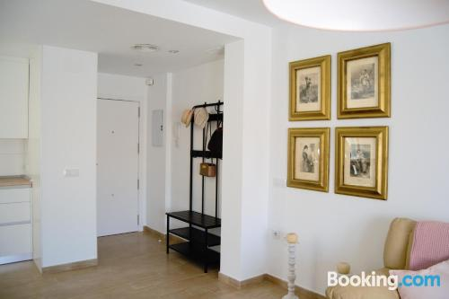 Apartamento de 80m2 en Almagro con vistas y conexión a internet