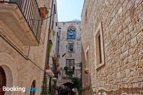Apartment in Conversano. Large and center
