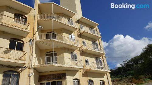 150m2 apartment in Marsalforn. Enjoy your terrace