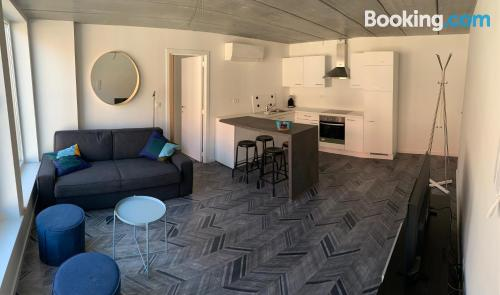 One bedroom apartment apartment in Tournai in great location. Dream!.