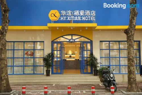 Place for 2 people in Nanning with heating
