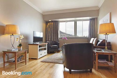 Apartamento de 80m2 en Ciudad del Cabo con wifi