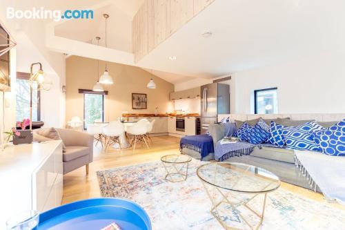 Apartamento de 250m2 en Bath. Perfecto para familias