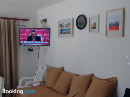 One bedroom apartment apartment in Villa Carlos Paz for groups.