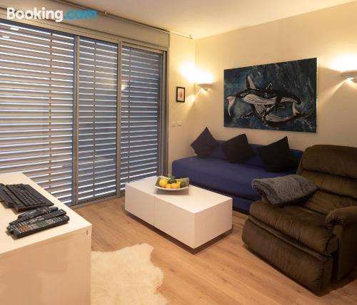 Apartamento con terraza en Tel Aviv