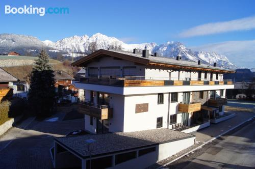 Apartment with wifi in downtown of Söll