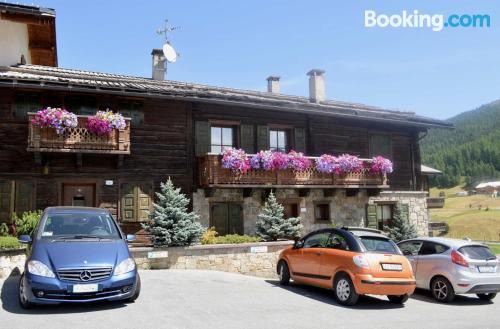 2 bedroom apartment in Livigno. 70m2!