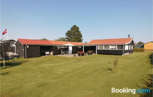 Comfy home with 2 bedrooms. 73m2!.