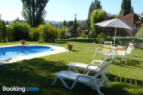 Apartment in Potrerillos with terrace and swimming pool