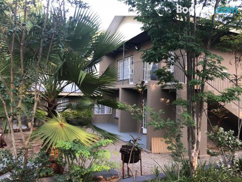 Home in Nelspruit. Enjoy your terrace