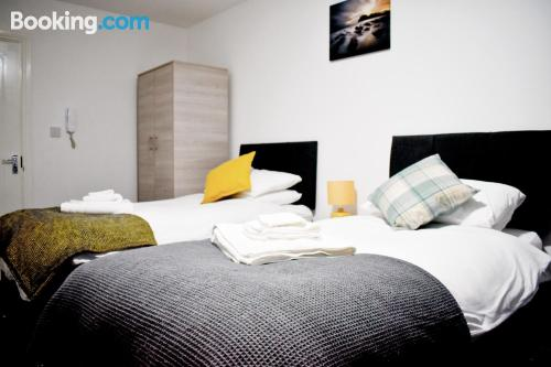 Apartamento con internet en Coventry