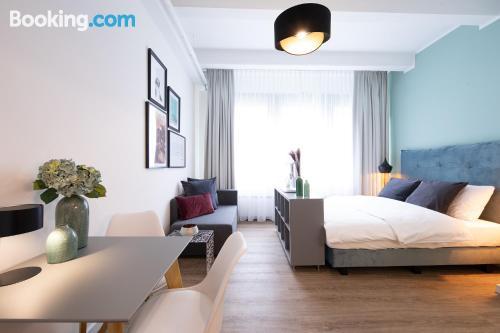 Perfecto apartamento de una habitación en Múnich.