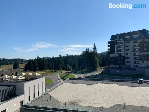 2 rooms home in great location of Poiana Brasov.