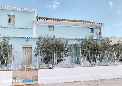 Apartment for 2 in Valencia. Air-con!.
