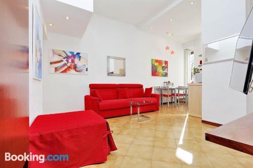 1 bedroom apartment in Rome. 54m2!