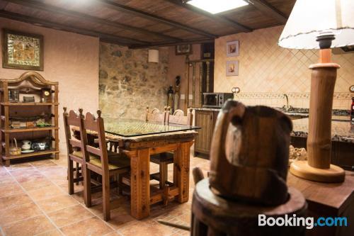 Amplio apartamento en Albarracín, en zona céntrica