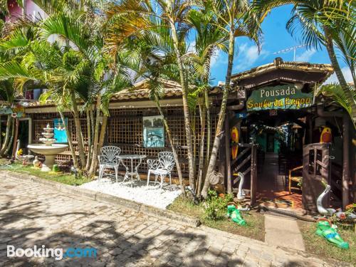 Apartamento en Praia do Forte, en zona increíble