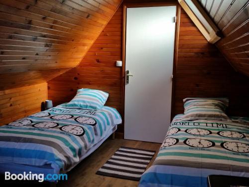 Dos habitaciones en zona inmejorable en Argentat