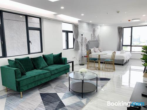 Apartment with terrace. Zhongshan is yours!