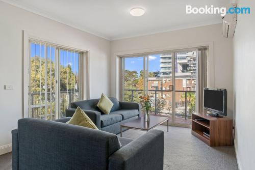 Apartment in Melbourne with wifi