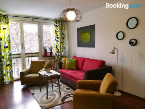 Espacioso apartamento en Słupsk