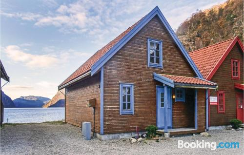 Home in Dirdal. Great for 6 or more