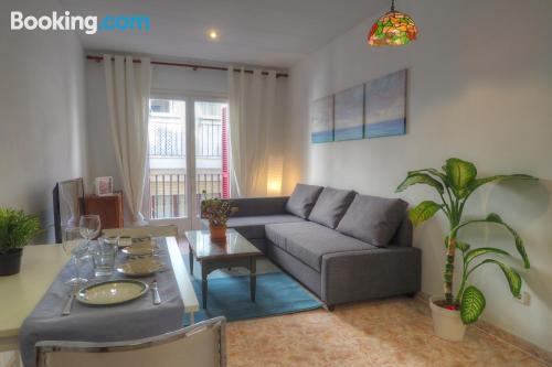 1 bedroom apartment in Sitges. Center!