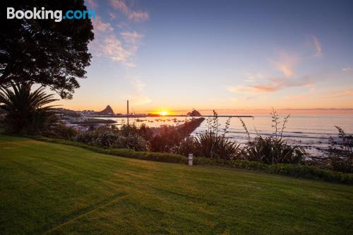 New Plymouth home. Wifi!