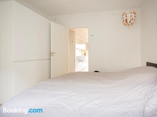 Apartamento de 100m2 en Copenhague con wifi.