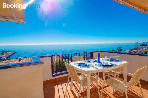 Apartment with internet. Sitges best location!