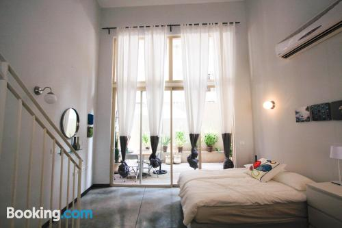 Good choice 1 bedroom apartment. Enjoy your terrace