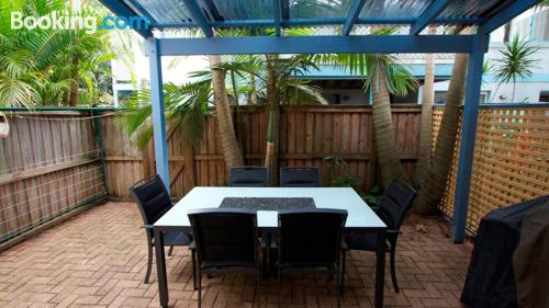 Apartment in Byron Bay. Ideal for six or more