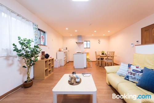 Apartment with 3 bedrooms in Fujikawaguchiko.