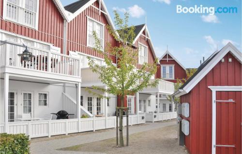 Grandioso apartamento en zona centro en Gråsten