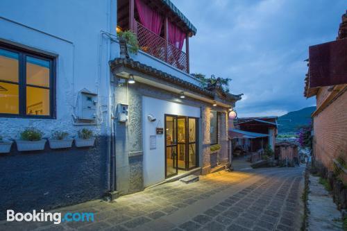 Apartamento en Tengchong con vistas y conexión a internet