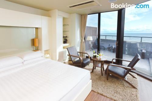 Apartamento para parejas con aire acondicionado