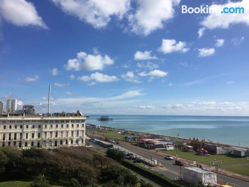 Apartment in Brighton & Hove. Perfect for 6 or more