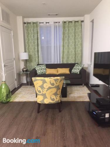 Huge home in central location. Internet!