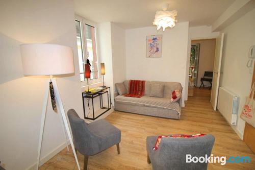 One bedroom apartment in Biarritz.