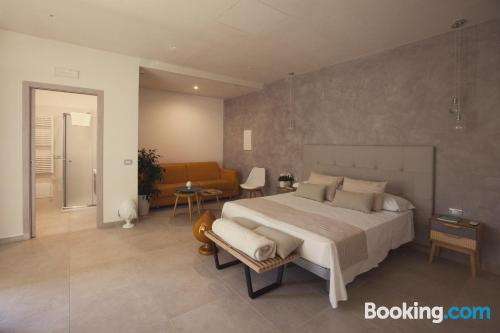 Perfect location in Conversano. With terrace