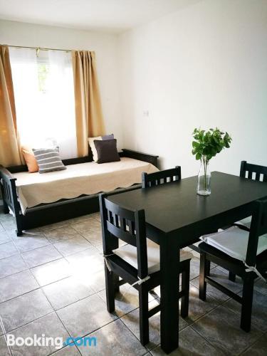 Good choice 1 bedroom apartment. Neuquen calling!.