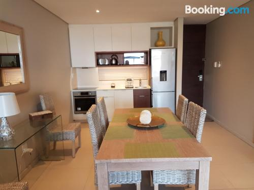 Huge apartment with two rooms. Enjoy your pool in Ballito!