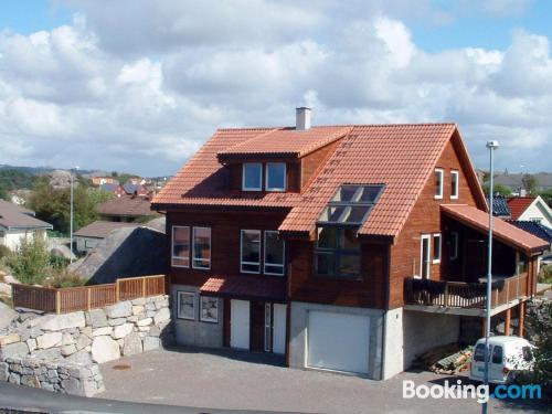 Grandioso apartamento con terraza
